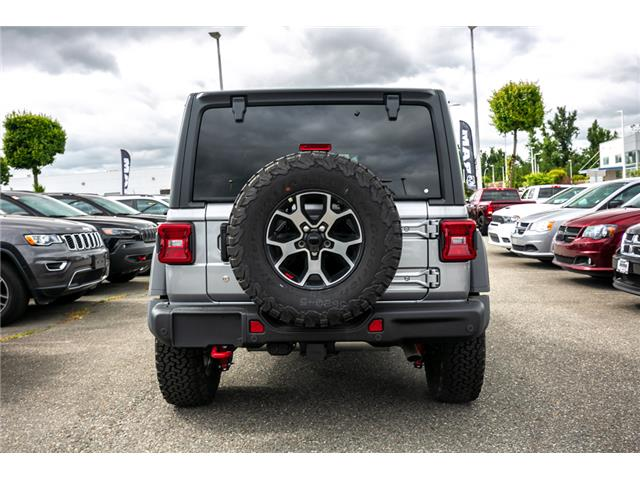 2019 Jeep Wrangler Unlimited Rubicon (Stk: K594961) in Abbotsford - Image 6 of 24