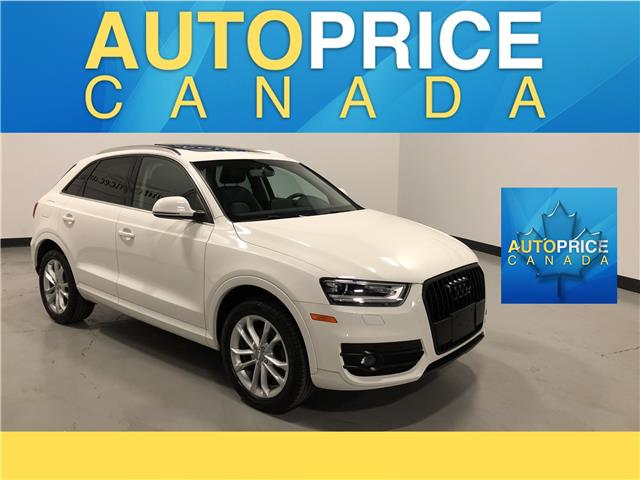 2015 Audi Q3 2.0T Technik (Stk: B0398) in Mississauga - Image 1 of 27