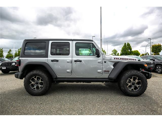 2019 Jeep Wrangler Unlimited Rubicon (Stk: K594961) in Abbotsford - Image 8 of 24