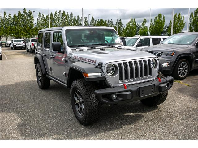 2019 Jeep Wrangler Unlimited Rubicon (Stk: K594961) in Abbotsford - Image 9 of 24