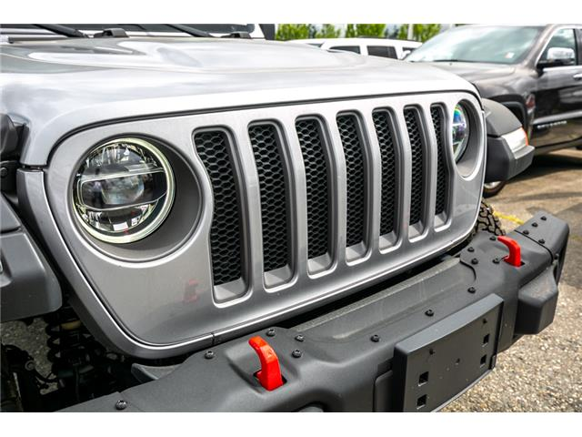 2019 Jeep Wrangler Unlimited Rubicon (Stk: K594961) in Abbotsford - Image 10 of 24