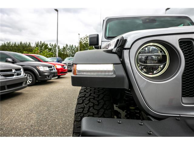 2019 Jeep Wrangler Unlimited Rubicon (Stk: K594961) in Abbotsford - Image 11 of 24