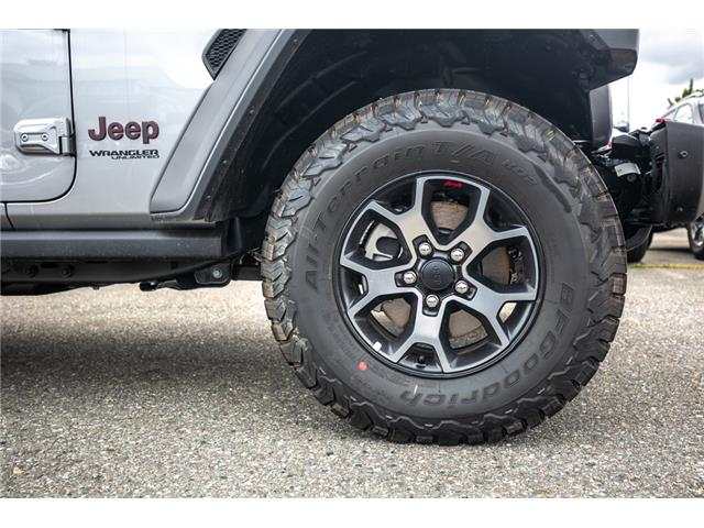 2019 Jeep Wrangler Unlimited Rubicon (Stk: K594961) in Abbotsford - Image 12 of 24