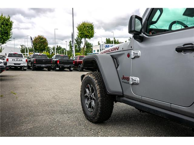 2019 Jeep Wrangler Unlimited Rubicon (Stk: K594961) in Abbotsford - Image 15 of 24
