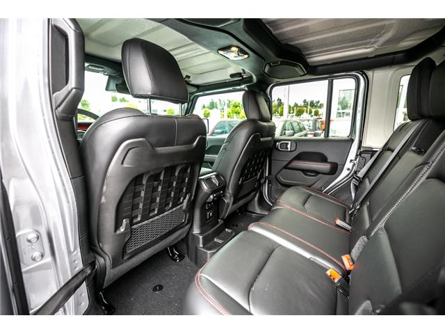 2019 Jeep Wrangler Unlimited Rubicon (Stk: K594961) in Abbotsford - Image 16 of 24