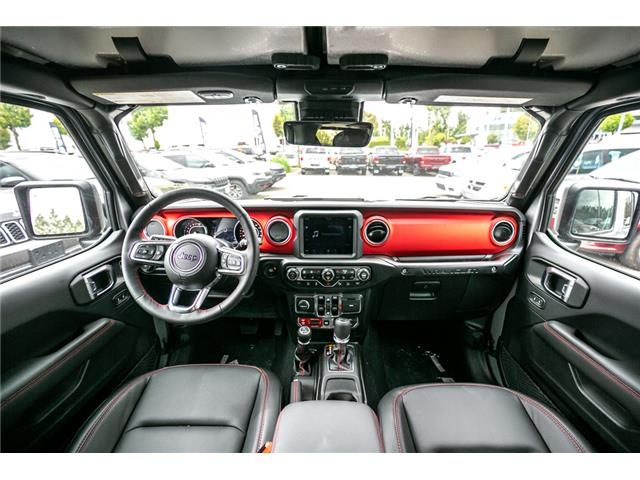 2019 Jeep Wrangler Unlimited Rubicon (Stk: K594961) in Abbotsford - Image 17 of 24