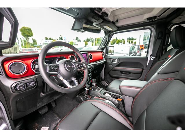 2019 Jeep Wrangler Unlimited Rubicon (Stk: K594961) in Abbotsford - Image 20 of 24