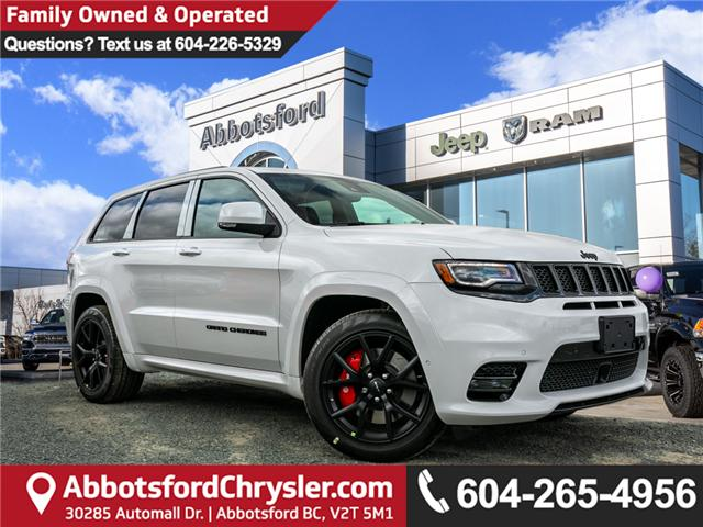 2019 Jeep Grand Cherokee SRT (Stk: K767288) in Abbotsford - Image 1 of 24