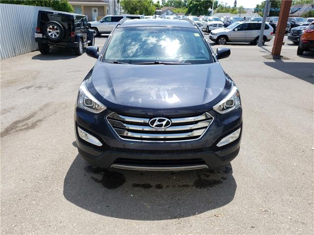 2013 Hyundai Santa Fe Sport 2.4 Premium (Stk: 15205) in Fort Macleod - Image 2 of 19