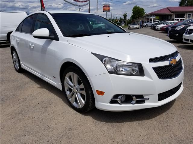 2012 Chevrolet Cruze LT Turbo (Stk: ) in Kemptville - Image 1 of 17