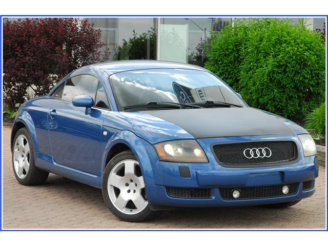 2001 Audi TT Base (Stk: 9D0370BXZ) in Kitchener - Image 2 of 16