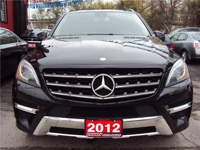 2012 Mercedes-Benz M-Class Base (Stk: ) in Ottawa - Image 2 of 30
