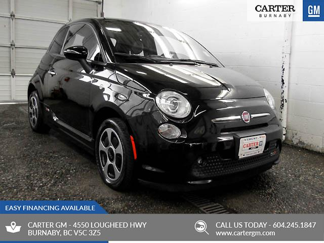 2016 Fiat 500E - (Stk: P9-58700) in Burnaby - Image 1 of 23