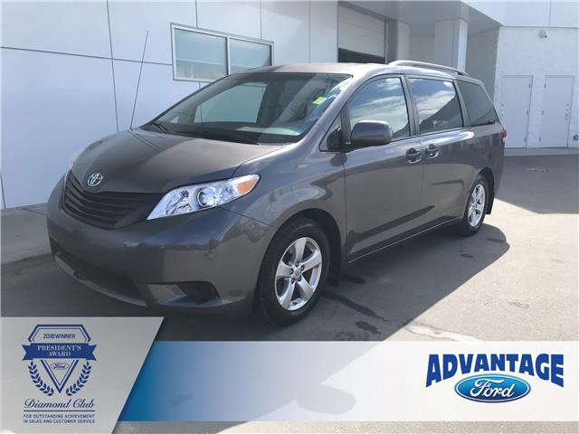 2013 Toyota Sienna  (Stk: K-448A) in Calgary - Image 1 of 11