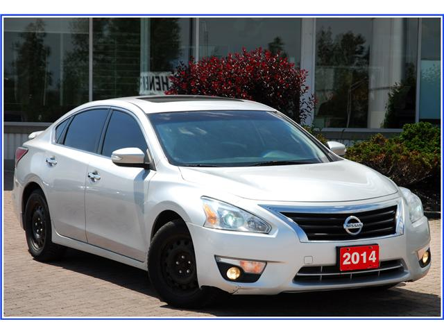 2014 Nissan Altima 2.5 SL (Stk: 148190) in Kitchener - Image 2 of 16