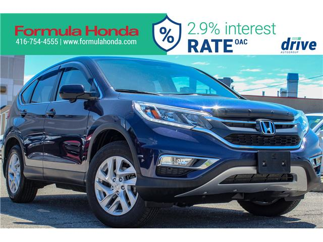 2016 Honda CR-V EX-L (Stk: 19-1822A) in Scarborough - Image 1 of 32
