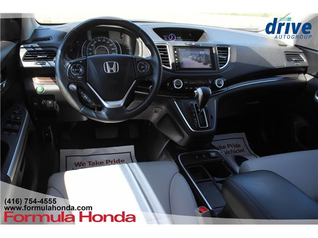 2016 Honda CR-V EX-L (Stk: 19-1822A) in Scarborough - Image 2 of 32