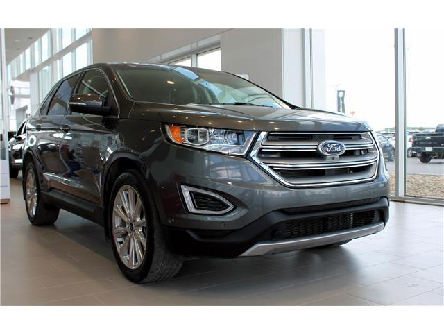 2017 Ford Edge Titanium (Stk: 69214A) in Saskatoon - Image 1 of 25