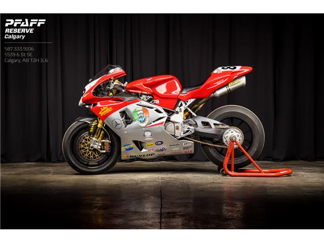 2007 MV Agusta F4 1000  (Stk: CC002) in Calgary - Image 1 of 13