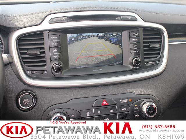 2017 Kia Sorento 2.0L LX Turbo (Stk: 19211-1) in Petawawa - Image 7 of 16