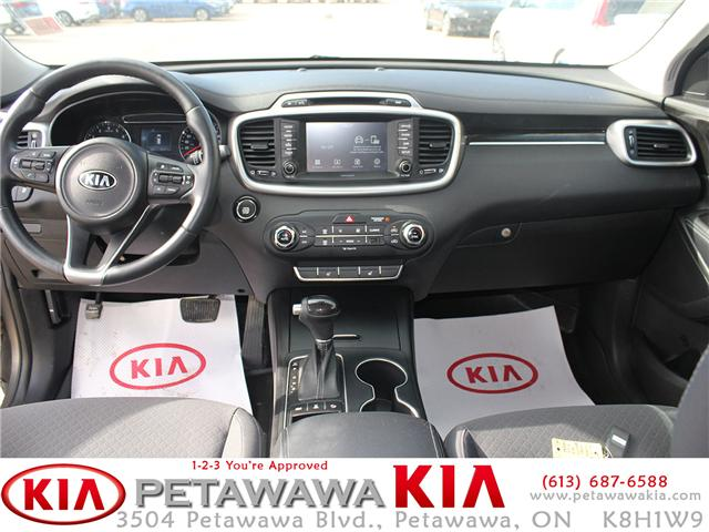2017 Kia Sorento 2.0L LX Turbo (Stk: 19211-1) in Petawawa - Image 12 of 16