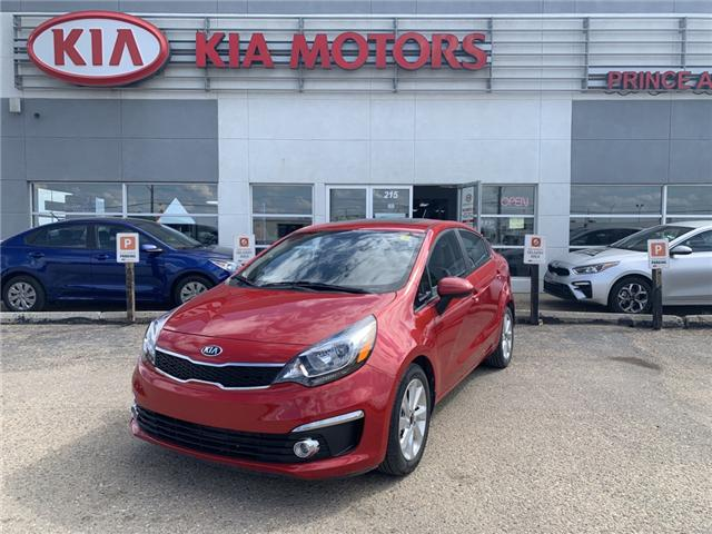 2016 Kia Rio EX+ w/Sunroof (Stk: 39160A) in Prince Albert - Image 1 of 18