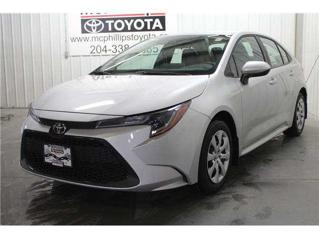 2020 Toyota Corolla LE (Stk: P021695) in Winnipeg - Image 1 of 26