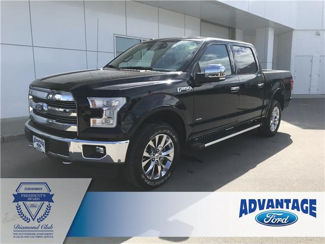 2017 Ford F-150 Lariat (Stk: K-1634A) in Calgary - Image 1 of 15