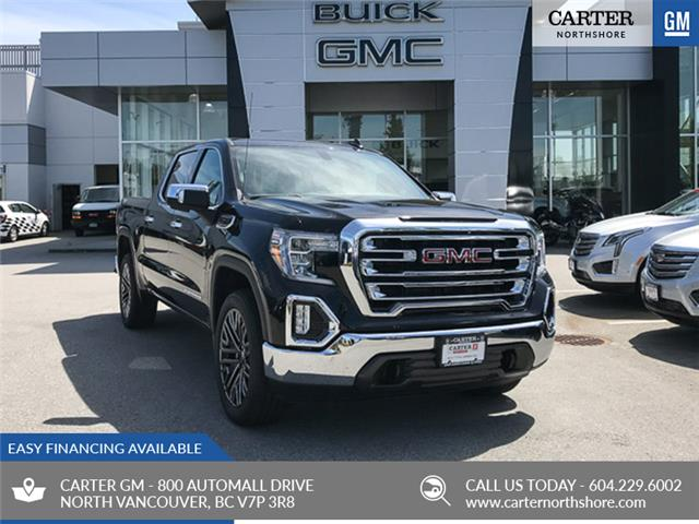 2019 GMC Sierra 1500 SLT (Stk: 9R8161T) in North Vancouver - Image 1 of 13