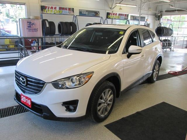 2016 Mazda CX-5 GS (Stk: 208461) in Gloucester - Image 1 of 20