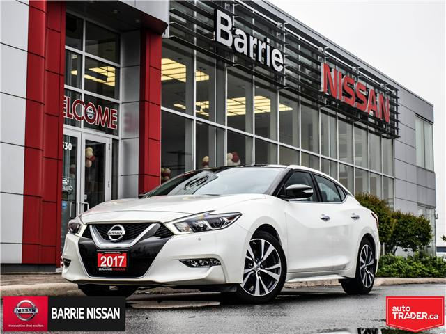 2017 Nissan Maxima SL (Stk: P4572) in Barrie - Image 1 of 24