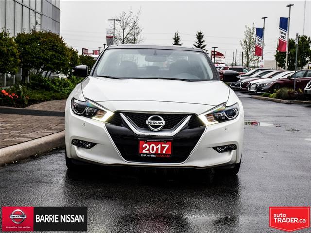 2017 Nissan Maxima SL (Stk: P4572) in Barrie - Image 2 of 24