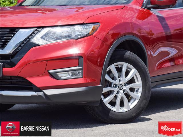 2017 Nissan Rogue SV (Stk: P4577) in Barrie - Image 2 of 27