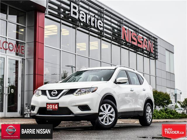 2014 Nissan Rogue S (Stk: 19245A) in Barrie - Image 1 of 19