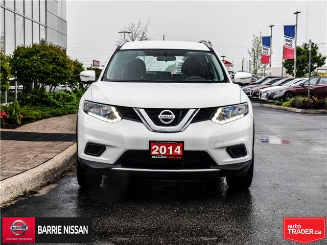 2014 Nissan Rogue S (Stk: 19245A) in Barrie - Image 2 of 19