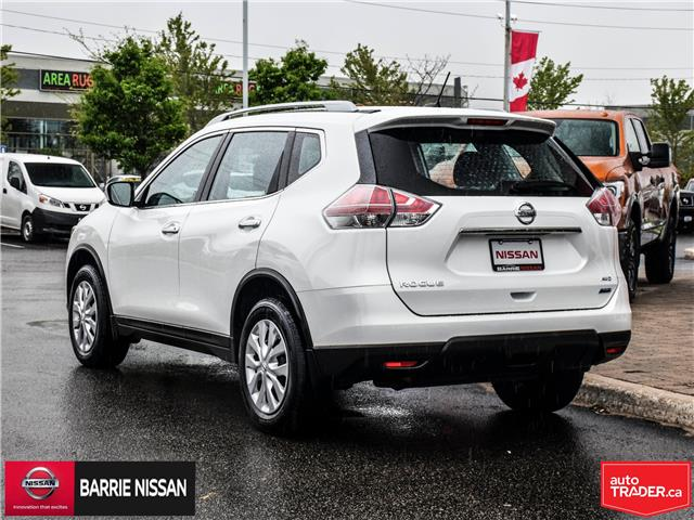 2014 Nissan Rogue S (Stk: 19245A) in Barrie - Image 4 of 19