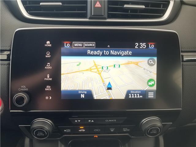 2018 Honda CR-V Touring (Stk: U194202) in Calgary - Image 11 of 29