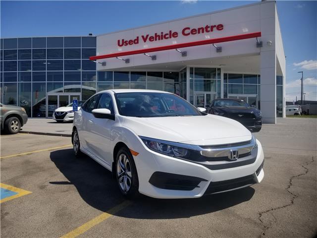 2018 Honda Civic LX (Stk: U194207) in Calgary - Image 1 of 25