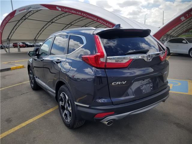 2018 Honda CR-V Touring (Stk: U194202) in Calgary - Image 4 of 29
