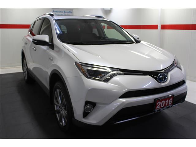 2016 Toyota RAV4 Hybrid Limited (Stk: 298508S) in Markham - Image 2 of 26