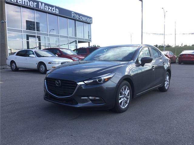 2018 Mazda Mazda3 GS (Stk: K7820) in Calgary - Image 1 of 14