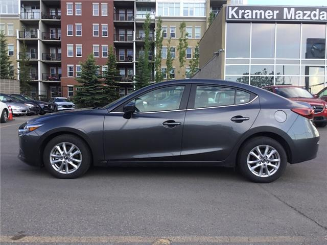 2018 Mazda Mazda3 GS (Stk: K7820) in Calgary - Image 2 of 14