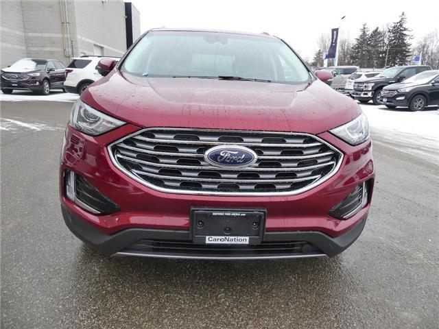 2019 Ford Edge SEL (Stk: EG94176) in Brantford - Image 2 of 25