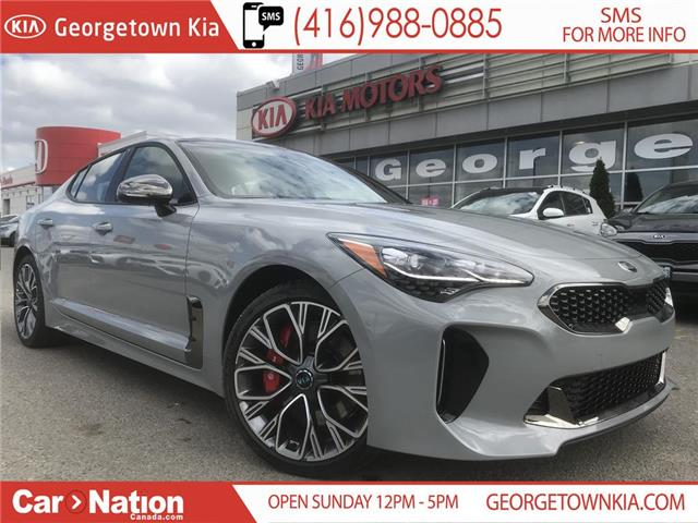 2019 Kia Stinger GT LTD   20TH ANNIVERSARY   1 OF ONLY 150   (Stk: SG19010) in Georgetown - Image 1 of 39
