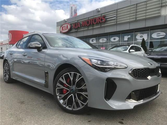 2019 Kia Stinger GT LTD   20TH ANNIVERSARY   1 OF ONLY 150   (Stk: SG19011) in Georgetown - Image 2 of 39