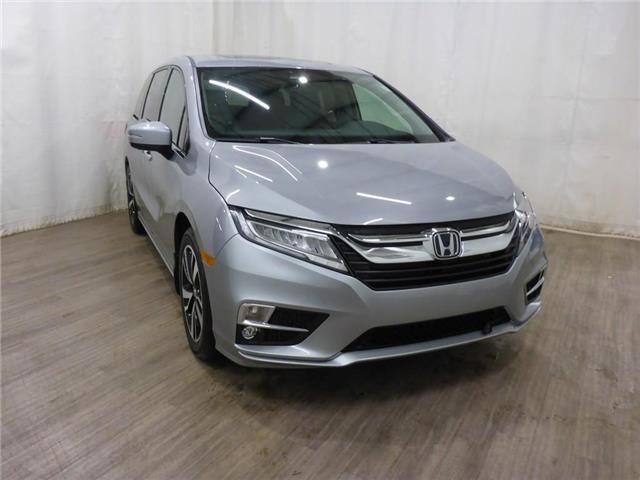 2019 Honda Odyssey Touring (Stk: 1970127) in Calgary - Image 1 of 27