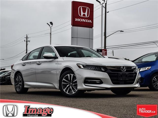 2019 Honda Accord Hybrid Touring (Stk: 9A169) in Hamilton - Image 1 of 19