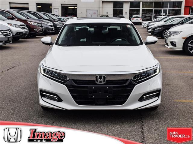 2019 Honda Accord Hybrid Touring (Stk: 9A169) in Hamilton - Image 2 of 19