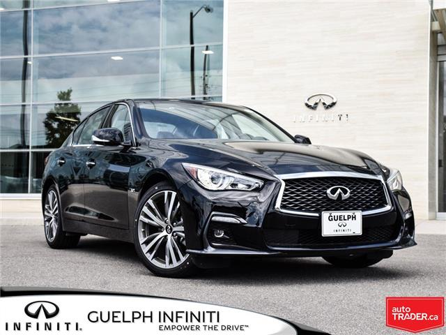 2019 Infiniti Q50 3.0t Signature Edition (Stk: I6891) in Guelph - Image 1 of 25