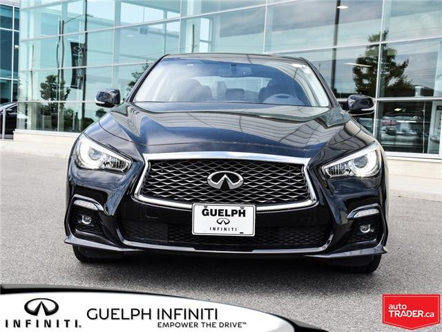 2019 Infiniti Q50 3.0t Signature Edition (Stk: I6891) in Guelph - Image 2 of 25